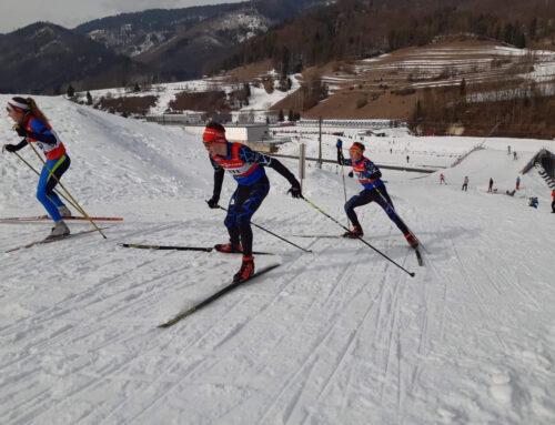 Martinčania doniesli 12 medailí z M-SR v biatlone a behu na lyžiach